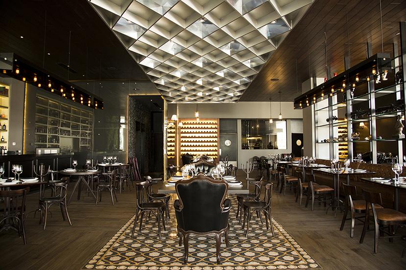 Proyecto: restaurante San Juan Grill