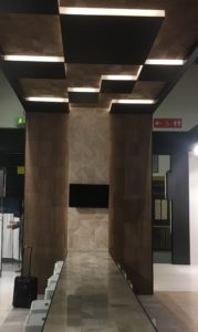 zona cerntral stand cersaie 2017 dune