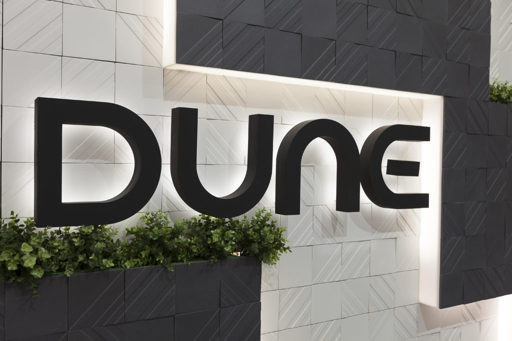 Dune en Cersaie 2017
