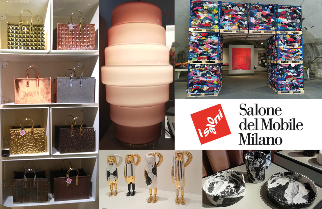 Seen at Il salone del mobile Milan