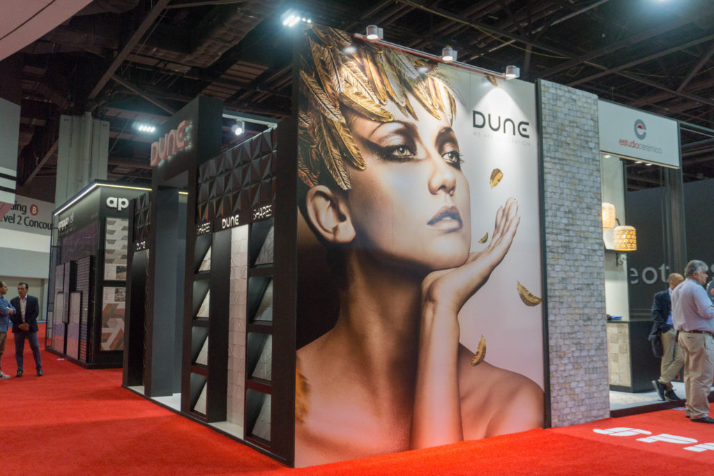 Dune at Coverings