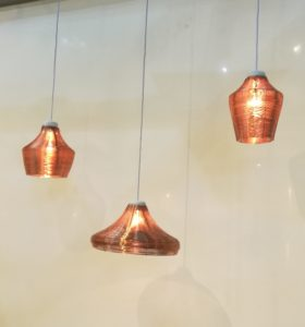 copper decoration