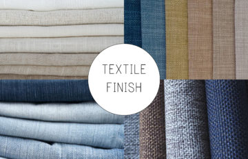 Acabados textiles en azulejos