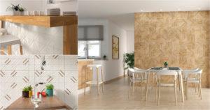 Tendencia cocina: madera&blanco