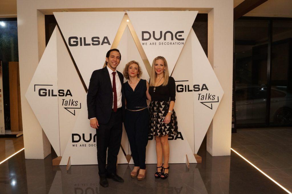 EVENT GILSA TALKS, MONTERREY, MEXICO
