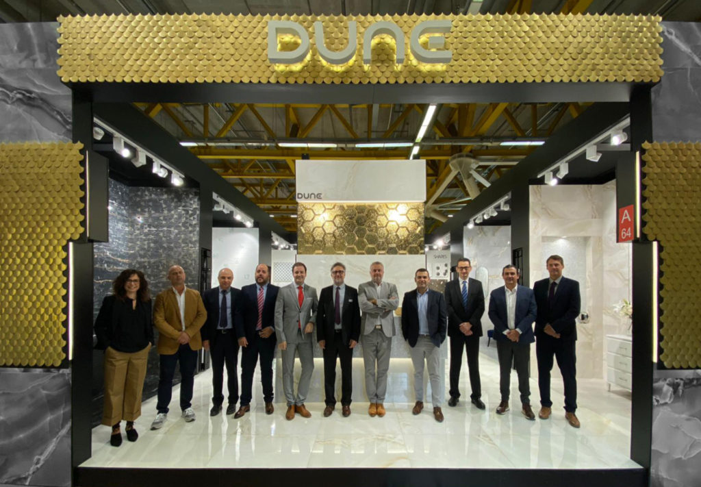 Cersaie 19: Thanks from Dune Team