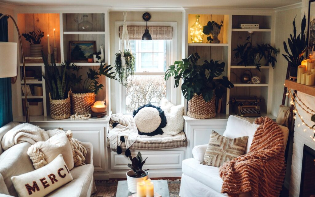 Autumn colors for your home