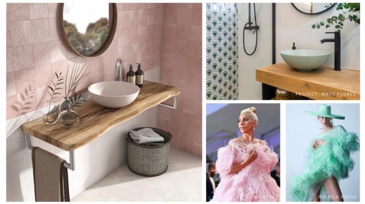 Inspiración lavabos modernos berlin flamingo y aquamar