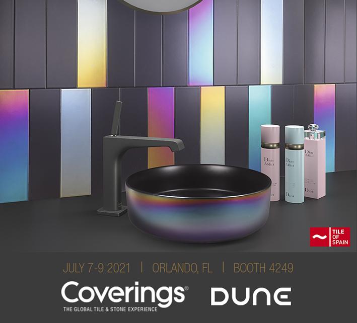 Dune at Coverings 2021