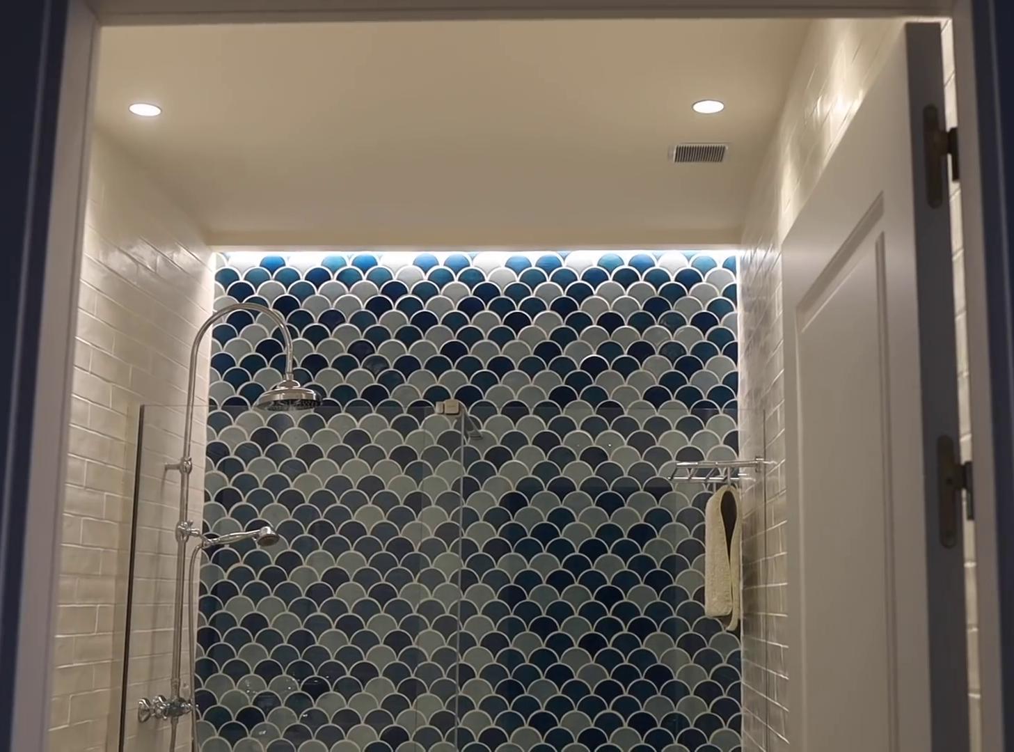 Mosaico Reforma de baños Casa Verdeliss