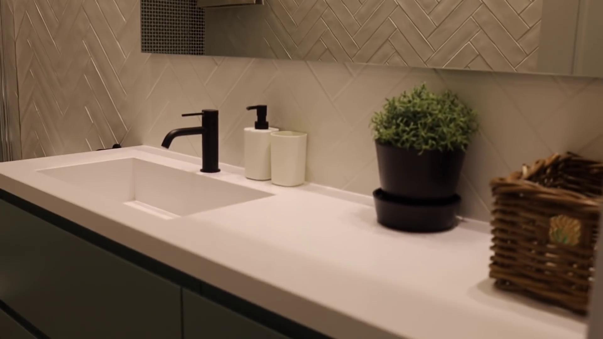 Azulejos Reforma de baños Casa Verdeliss